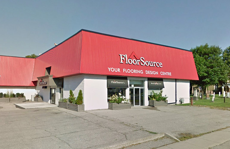 Photo of FloorSource storefront