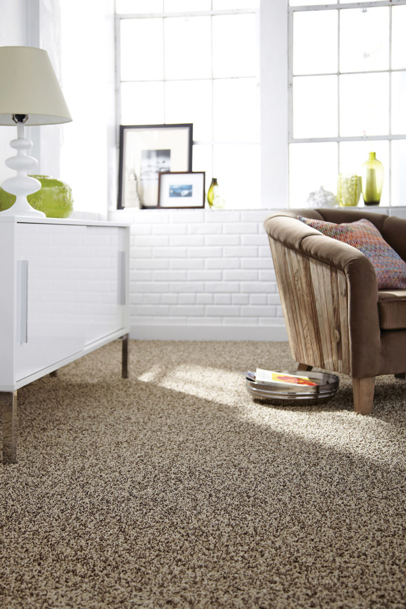 Photo of carpet flooring
