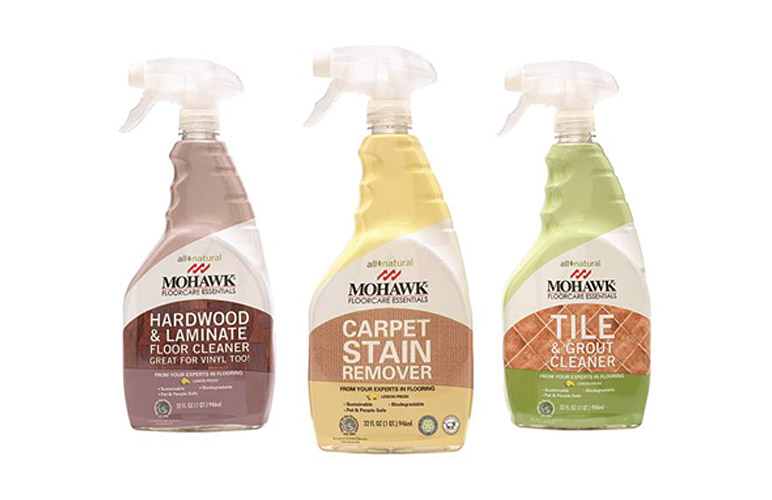 Floor cleaning products photo